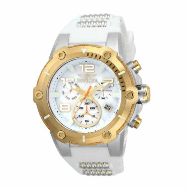 jcpenney.com | Invicta Mens Strap Watch-22512