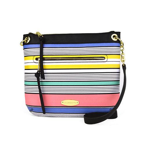 Liz Claiborne Maritime Crossbody Bag