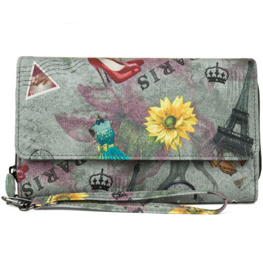 jcpenney.com | Mundi Big Fat Dressed For Paris Wallet