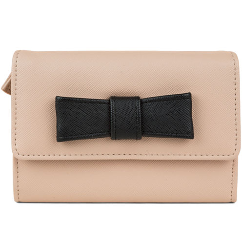Mundi Amsterdam Saffiano Indexer Bow Wallet