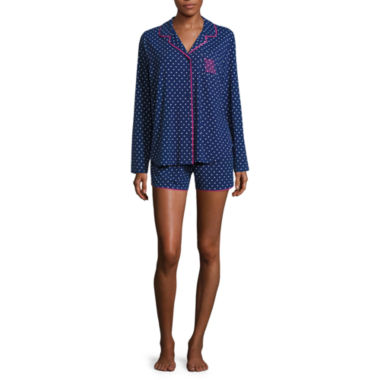 jcpenney.com | Sleep Chic Shorts Pajama Set