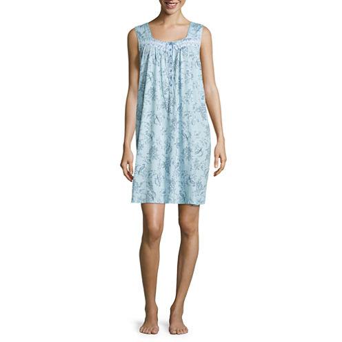 Adonna Jersey Sleeveless Nightgown