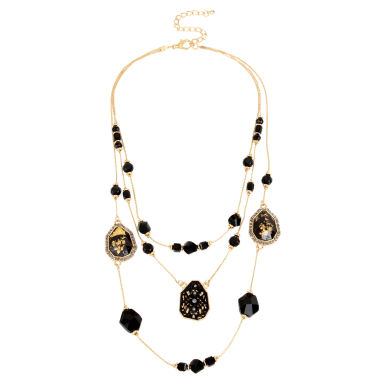 jcpenney.com | Mixit Womens Illusion Necklace