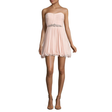 jcpenney.com | My Michelle Sleeveless Beaded Party Dress-Juniors