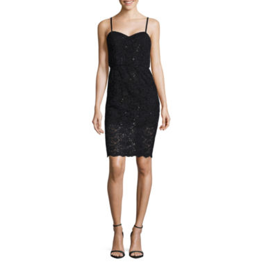 jcpenney.com | Love Reigns Sleeveless Bodycon Dress-Juniors
