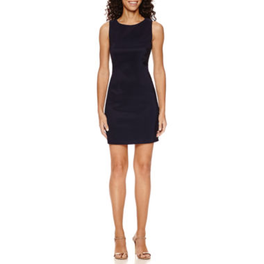 jcpenney.com | Alyx Sleeveless Sheath Dress-Petites