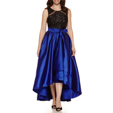 jcpenney.com | S. L. Fashions Sleeveless Evening Gown
