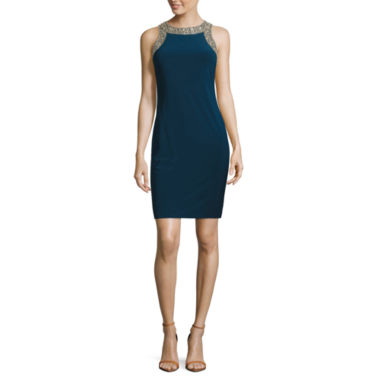 jcpenney.com | S. L. Fashions Sleeveless Bodycon Dress