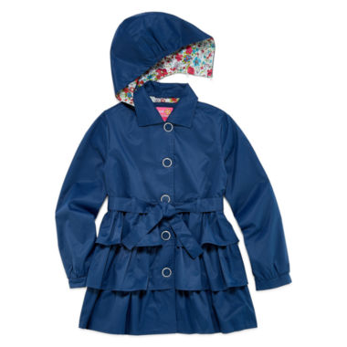 jcpenney.com | TRIPLE TIER TRENCH RAINCOAT