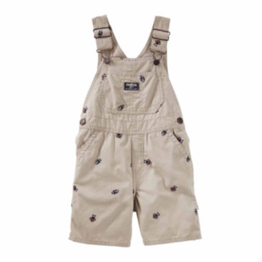 jcpenney.com | Oshkosh Canvas Shortalls - Baby