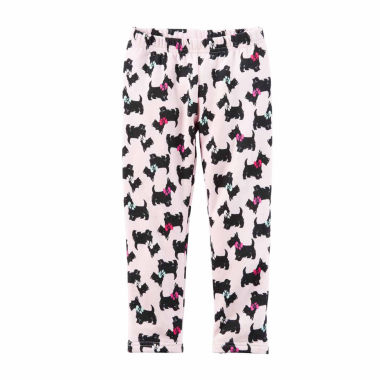 jcpenney.com | Carter's Solid Leggings - Toddler Girls
