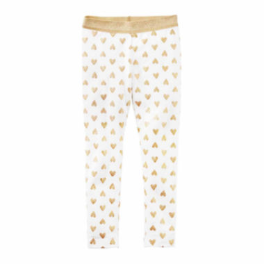 jcpenney.com | Carter's Solid Cotton Leggings - Toddler