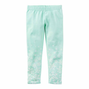 jcpenney.com | Carter's Solid Leggings - Preschool Girls
