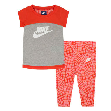 jcpenney.com | Nike Legging Set-Preschool Girls