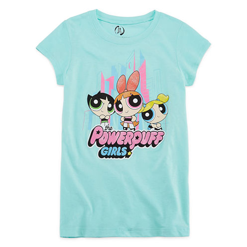 Short Sleeve My Little Pony T-Shirt-Big Kid Girls