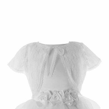 jcpenney.com | Keepsake Organza Shrug - Big Kid