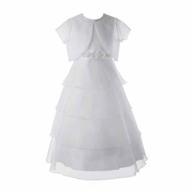 jcpenney.com | Keepsake Organza A-Line Dress Plus - Big Kid