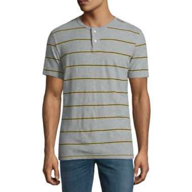 jcpenney.com | Arizona Short Sleeve Henley Shirt