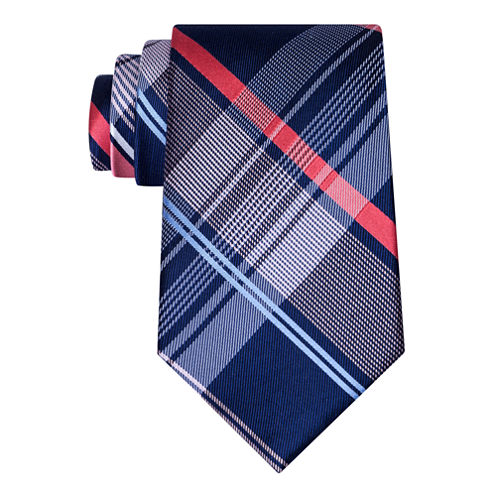 Stafford Plaid Tie