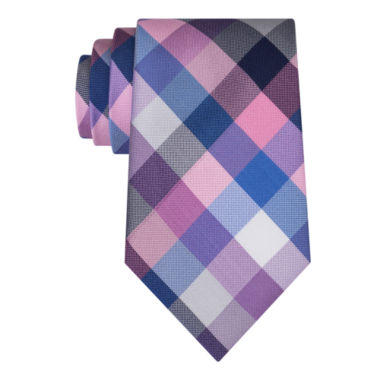 jcpenney.com | Stafford Gingham Tie