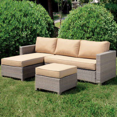 jcpenney.com | 2-pc. Wicker Patio Sectional
