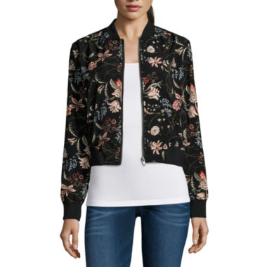jcpenney.com | Byer California Printed Bomber Jacket