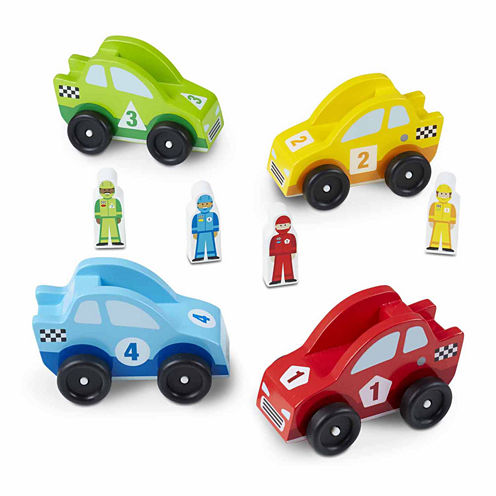 Melissa & Doug® Race Car Vehicle Set