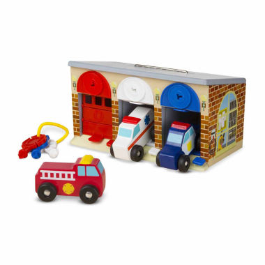 jcpenney.com | Melissa & Doug Lock And Roll Rescue Garage