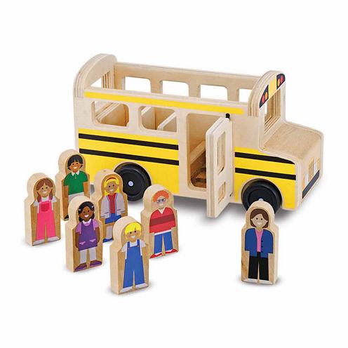 Melissa & Doug® School Bus
