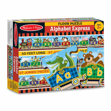 jcpenney.com | Melissa And Doug  Alphabet Floor Puzzle 28-Pc.