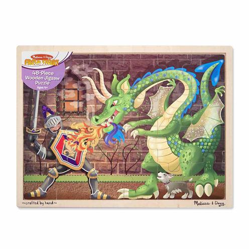 Melissa And Doug 48-pc. Puzzle