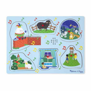 jcpenney.com | Melissa & Doug Nursery Rhymes 2 - Sound Puzzle