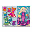 Melissa & Doug Mermaid Dress-Up Chunky Puzzle