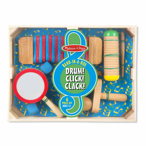 Melissa And Doug 6-pc. Musical Instrument