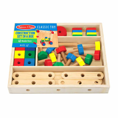 jcpenney.com | Melissa & Doug Construction Set in a Box