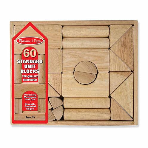 Melissa And Doug 60-pc. Building Blocks
