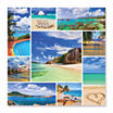 Melissa & Doug® 1000 pc Photos from Paradise Cardboard Jigsaw