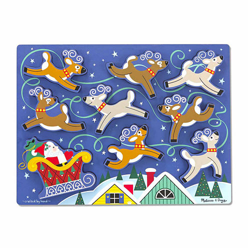 Melissa And Doug 9-pc. Puzzle