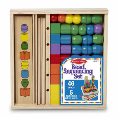 jcpenney.com | Melissa & Doug Bead Sequencing Set
