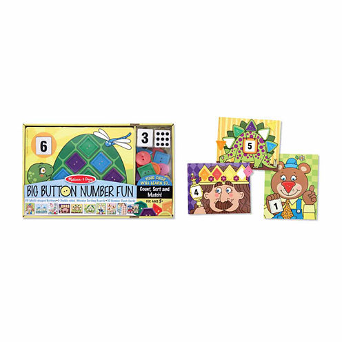 Melissa And Doug Interactive Toy