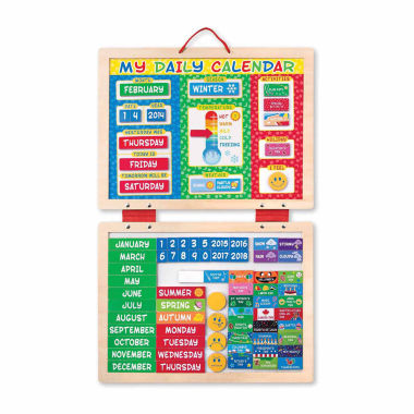 jcpenney.com | Melissa & Doug My First Daily Magnetic Calendar