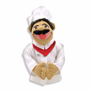 jcpenney.com | Melissa And Doug Chef Puppet
