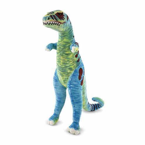Melissa & Doug® Giant T Rex - Plush