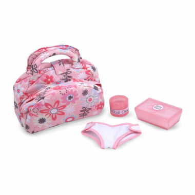 jcpenney.com | Melissa & Doug Mine to Love Doll Diaper Changing Set With Bag, Wipes, Accessories