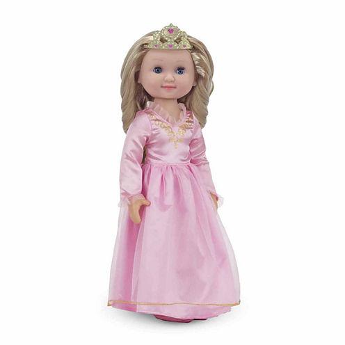 Melissa & Doug Celeste 14-in. Princess Doll