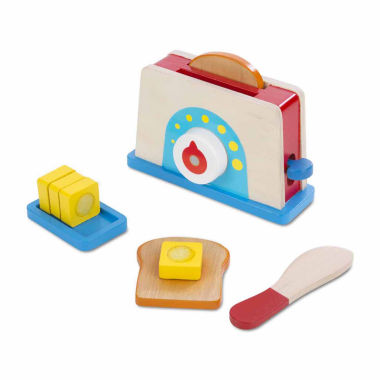 jcpenney.com | Melissa And Doug 9-Pc. Play Bread  Butter Toast Set Food
