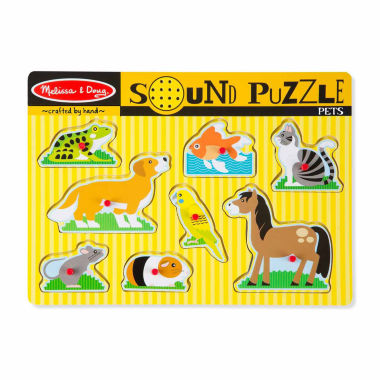 jcpenney.com | Melissa And Doug 9-pc. Puzzle