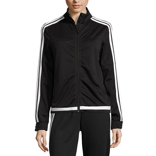 Inspired Hearts Track Suit Jacket-Juniors