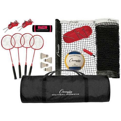 Champion Sports Tournament Series 21-pc. Combo Game Set