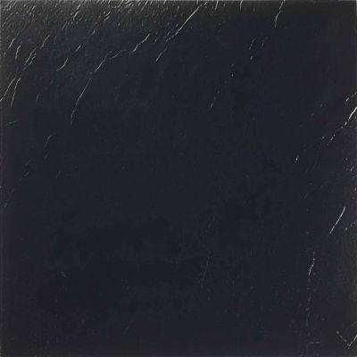 Nexus black 12x12 self adhesive vinyl floor tile 20 for 12x12 room square feet